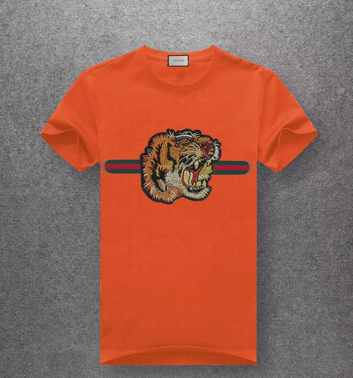 Gucci Tiger T-Shirt Orange