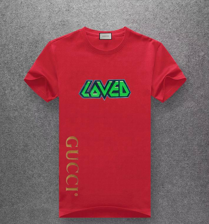 Gucci Loved T-Shirt Red