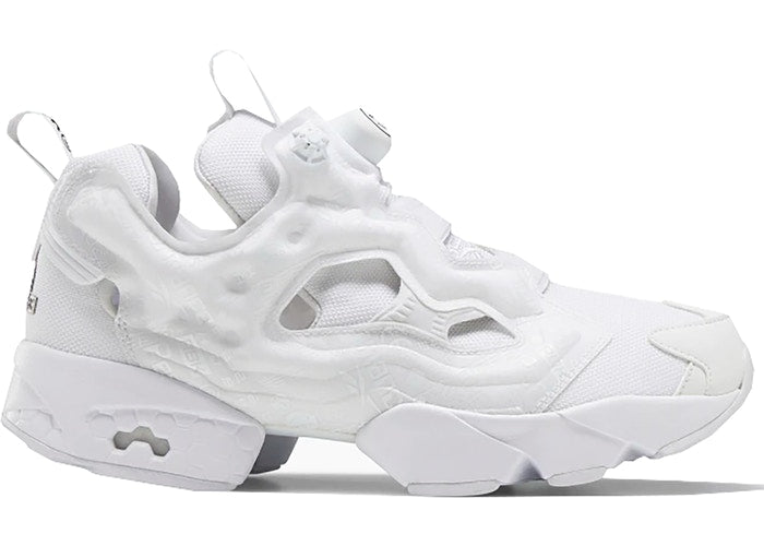 Reebok Instapump Fury BlackEyePatch White