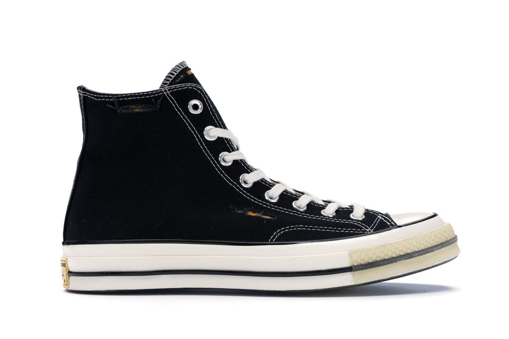 Converse Chuck Taylor All-Star 70s Hi Dr. Woo Wear to Reveal Black
