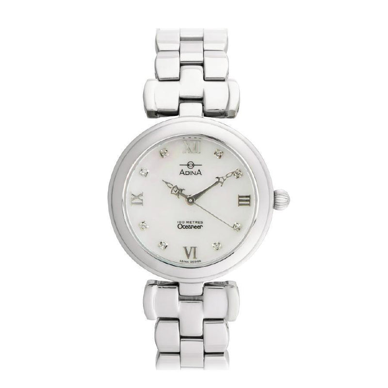 Adina Oceaneer Sports Dress Watch Sw19 S0Xb
