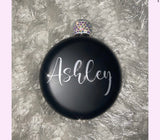 PERSONALIZED GLAM FLASK