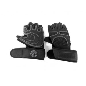 Gold's Gym Training Gloves with Wrist Straps