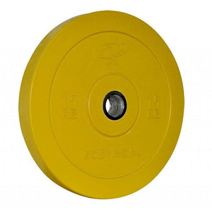Bodyworx Premium Quality Colour Olympic Bumper Plates
