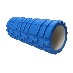 EVA GRID FOAM ROLLER - PINK or BLUE