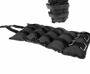 Adjustable Ankle Weights -  Wrist Weights Set, 2kgs (total)
