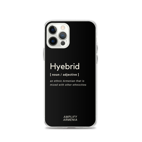 Hyebrid iPhone Case-Amplify Armenia