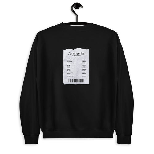 Take Me Home Crewneck-Sweaters-Amplify Armenia