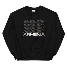 Load image into Gallery viewer, Amplify Armenian Voices Crewneck-Amplify Armenia