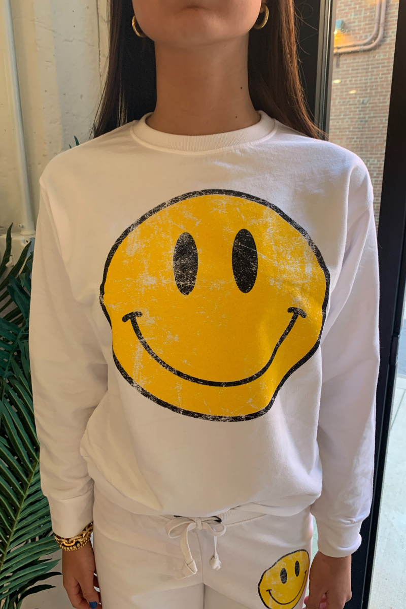 Happy Face Jogger Set