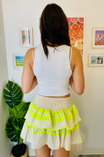 Rochelle Mini Skirt