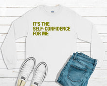 Load image into Gallery viewer, Self-Confidence Tee