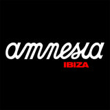 Amnesia Ibiza White And Red Logo Women's Organic T-Shirt-Amnesia Ibiza Store