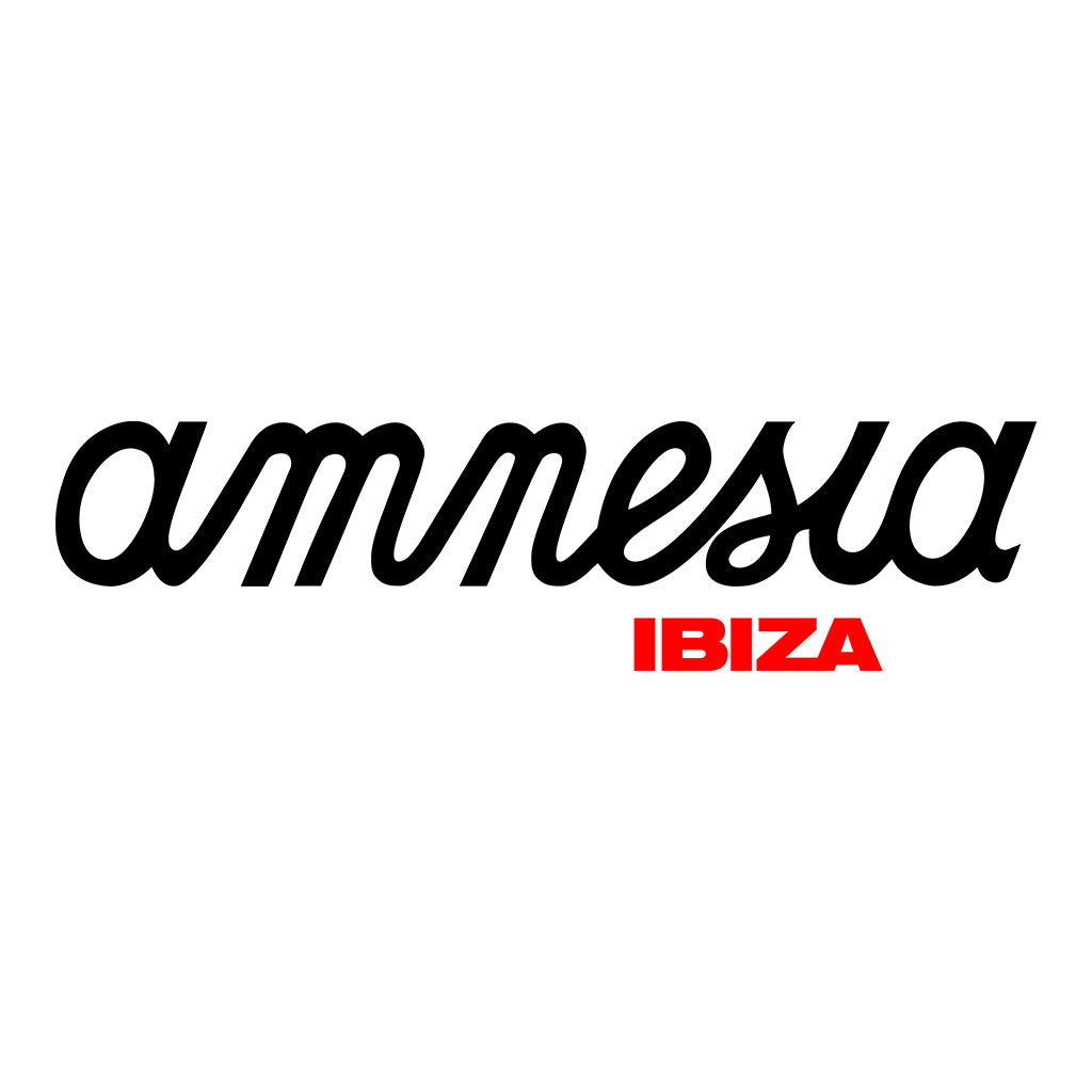Amnesia Ibiza Black And Red Logo Women's Organic T-Shirt-Amnesia Ibiza Store