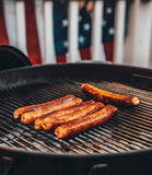 sahlen Hot Dogs on Grill with Flag 6.15.20-1.jpg