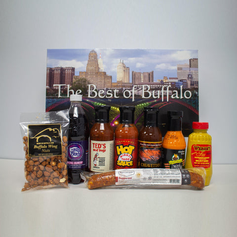 BEST OF BUFFALO GIFT BOX (FREE SHIPPING) - MadeinBuffalo