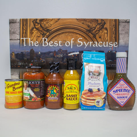 Best of Syracuse Gift Box (Free Shipping) - MadeinBuffalo