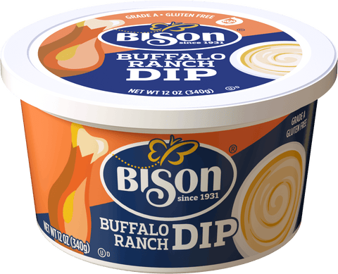 Bison Buffalo Ranch Chip Dip