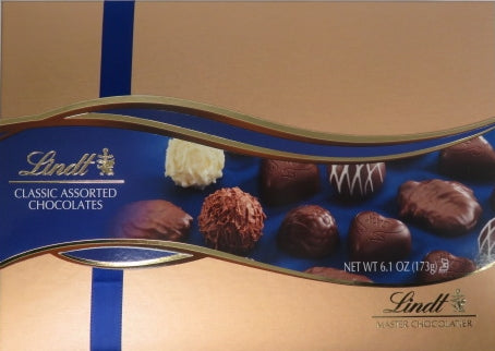 Lindt Classic Assorted Chocolates FREE SHIPPING