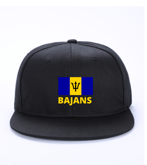LAKAY Barbados Flag Hat