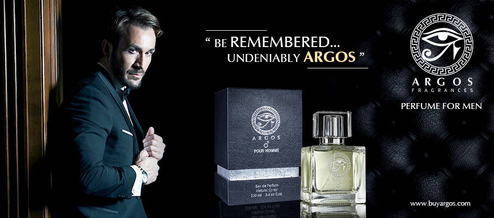 Pour Homme Perfume Main Banner Image