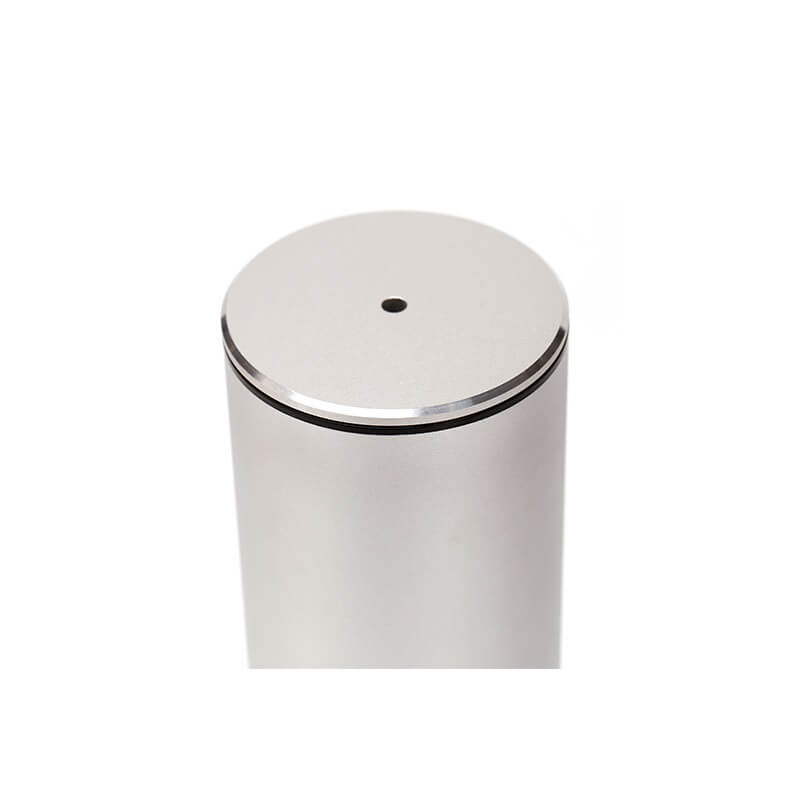 Argos Cold Air Fragrance diffuser Silver Top Left