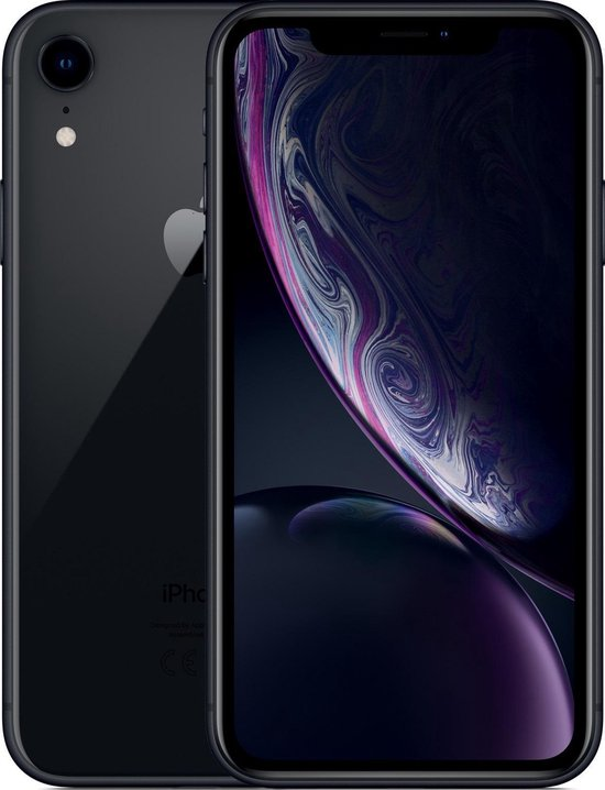 Apple iPhone XR 64GB Zwart 14-Days