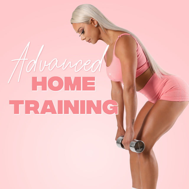 Advanced Home Training Program (PDF)
