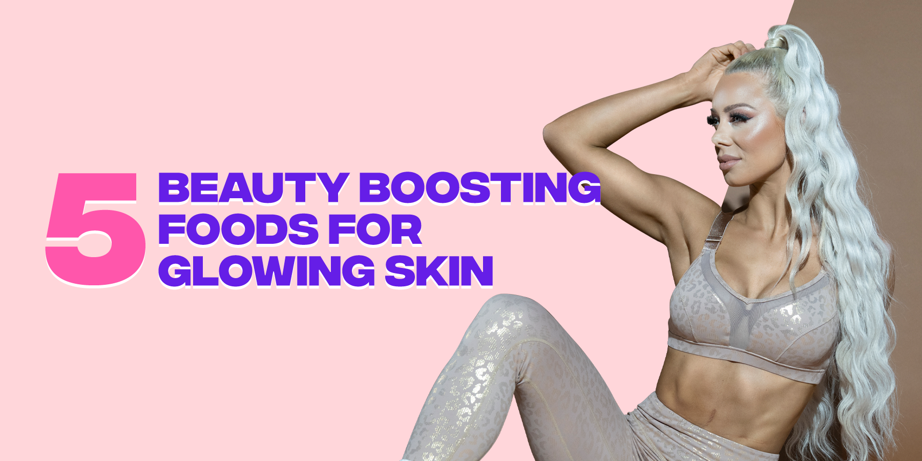 5 Beauty Boosting Foods For Glowing Skin