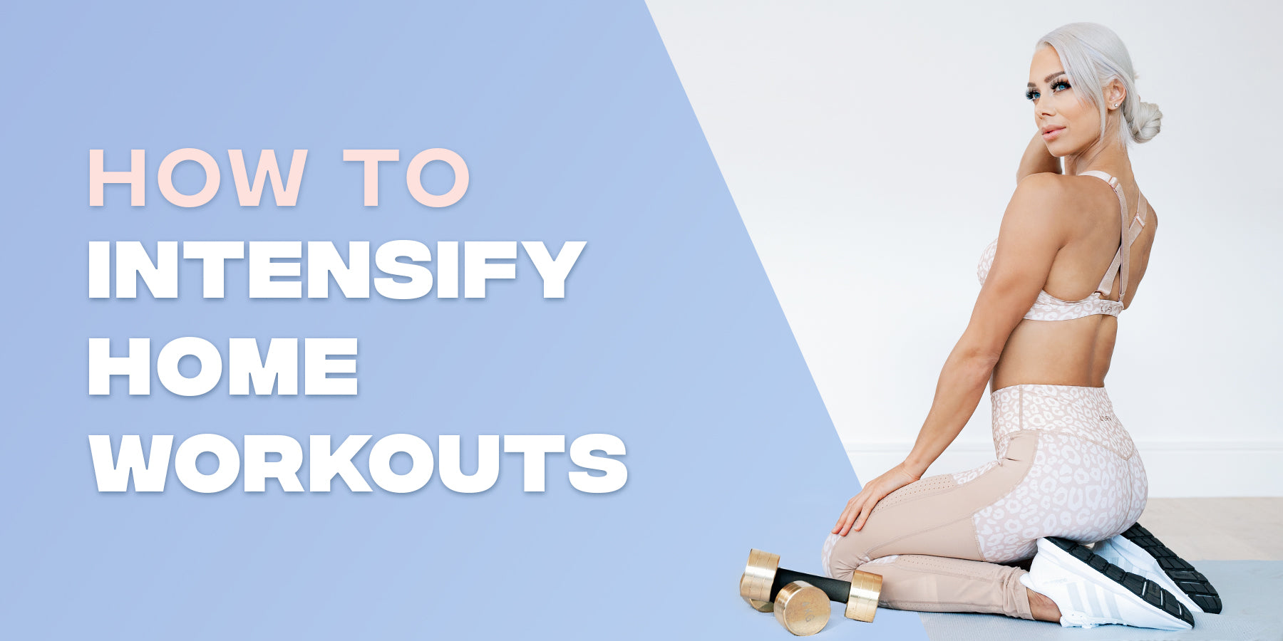 How To Intensify Home Workouts