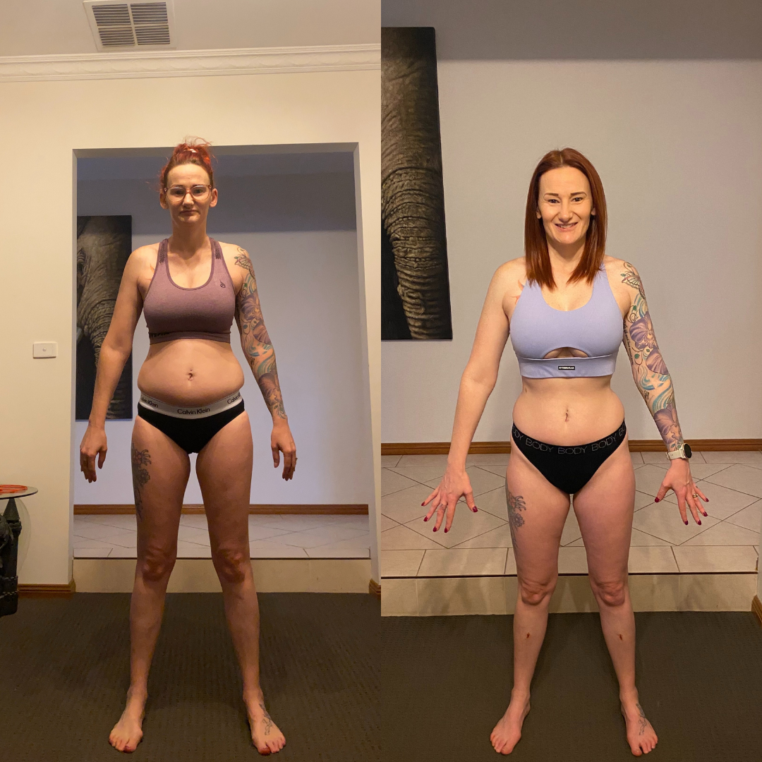 Renee Russell - Front Transformation