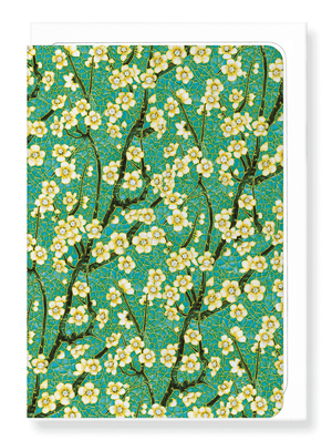 Ezen Designs - Japonisme blossoms - Greeting card - Front