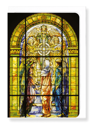Ezen Designs - Crown of glory - Greeting Card - Front