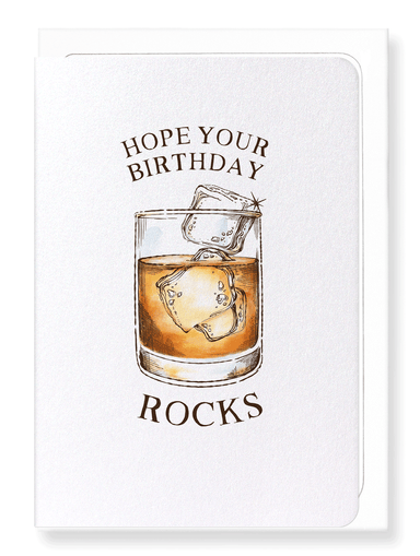 Ezen Designs - Rocking birthday - Greeting Card - Front
