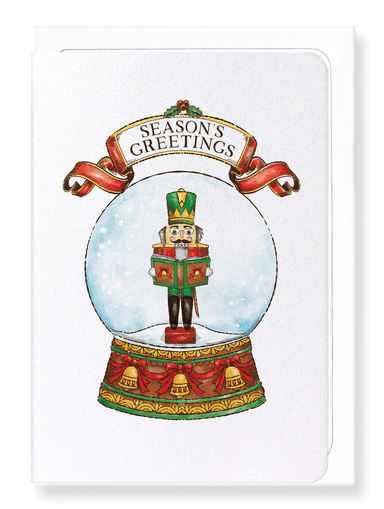 Ezen Designs - Nutcracker - Greeting Card - Front