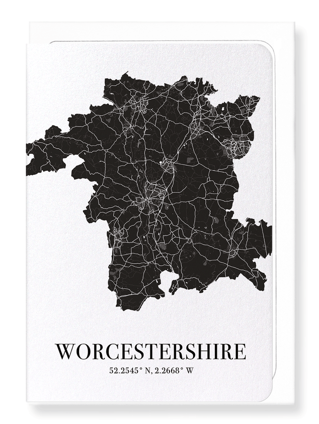 WORCESTERSHIRE CUTOUT