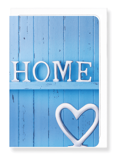 Ezen Designs - New home - Greeting Card - Front