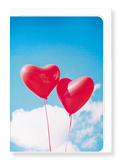 Ezen Designs - Love is in the air - Greeting card - Front
