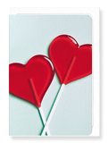Ezen Designs - Lollipops of love - Greeting card - Front