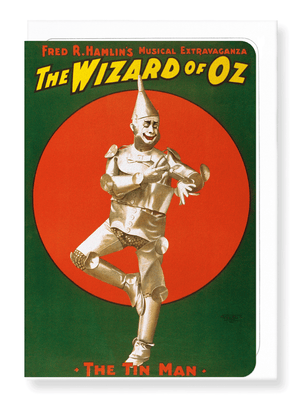 Ezen Designs - The wizard of oz (1902) - Greeting Card - Front
