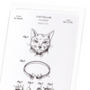 Patent of cat collar (1952)