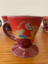 Load image into Gallery viewer, Vintage Liqueur or Espresso Cups by Linda Fritchel