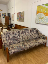 Load image into Gallery viewer, Teak 3 seat Sofa