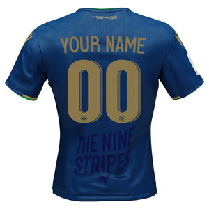 Nine Stripes Jersey Customization
