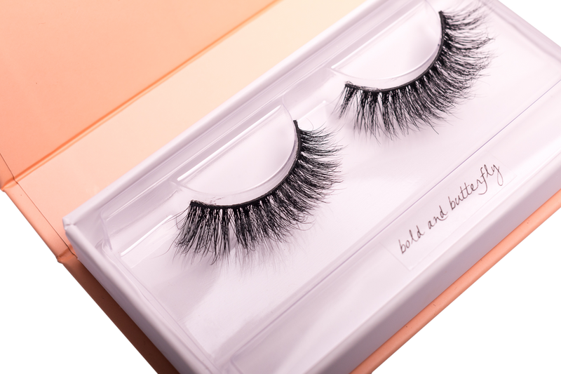Bold and Butterfly Lashes