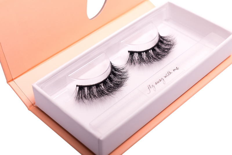 Fly away with me Lashes