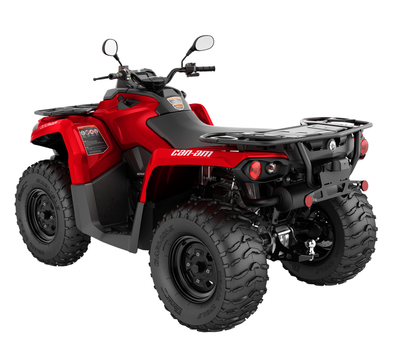 Can-Am Outlander 570 T