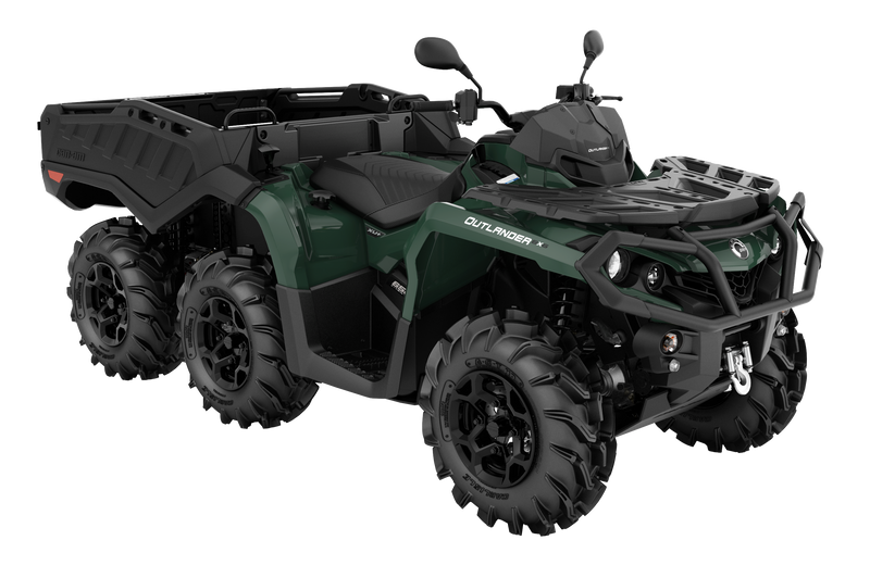 Can-Am Outlander 6x6 XU+ 650 T