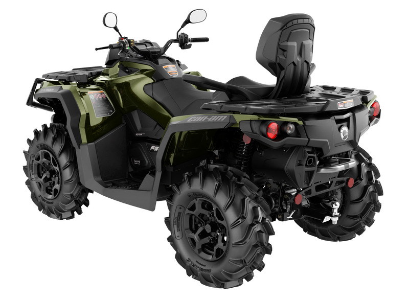 Can-Am Outlander MAX XU+ 650 T