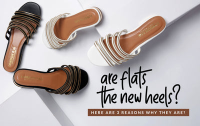 Are Flats the New Heels? Here Are 3 Reasons Why They Are